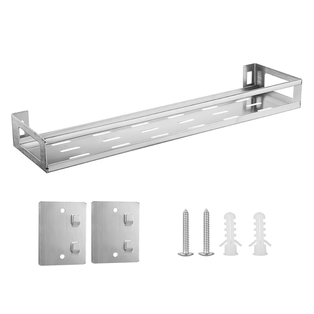 Detachabl Stainless Steel Kitchen Wall-Mounted Punch-Free ...