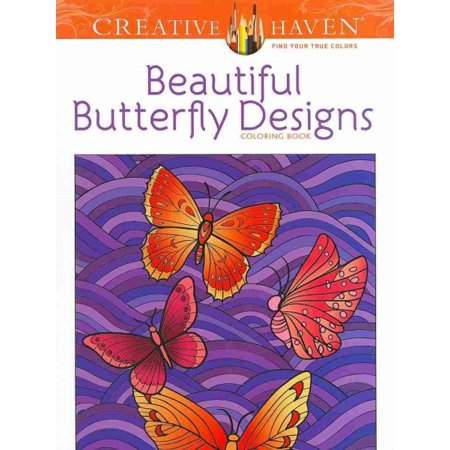 Beautiful Butterfly Designs Coloring Book - Coloring Pages Halloween