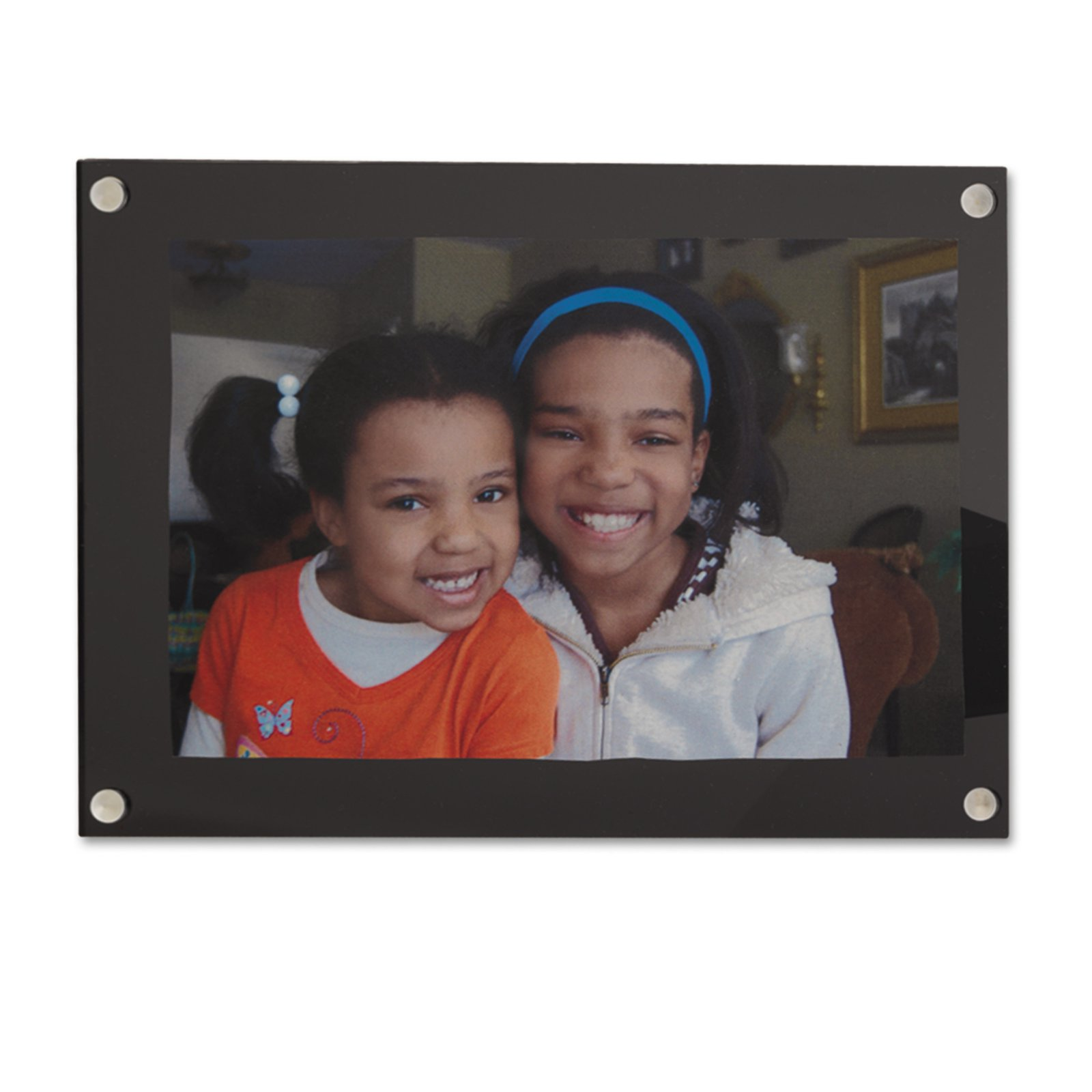 Universal Acrylic Easel Back Magnetic Frame