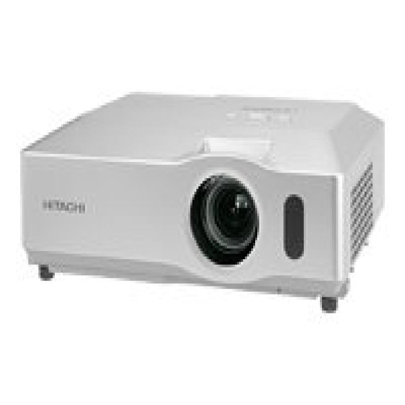 Hitachi CP X205 LCD projector 2200 ANSI lumens XGA (1024 x 768) 4:3 by Hitachi, Ltd