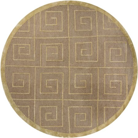 Contemporary Kumana Collection Area Rug In Gray Light