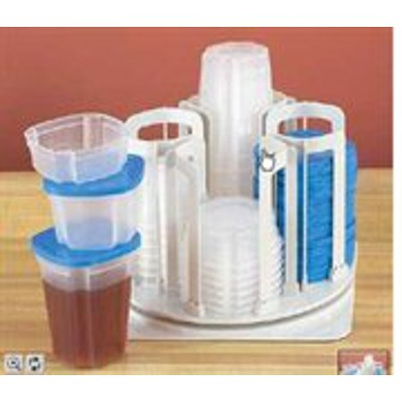 Store Food Storage - Smart Spin N Store 49 Piece Food Storage Set