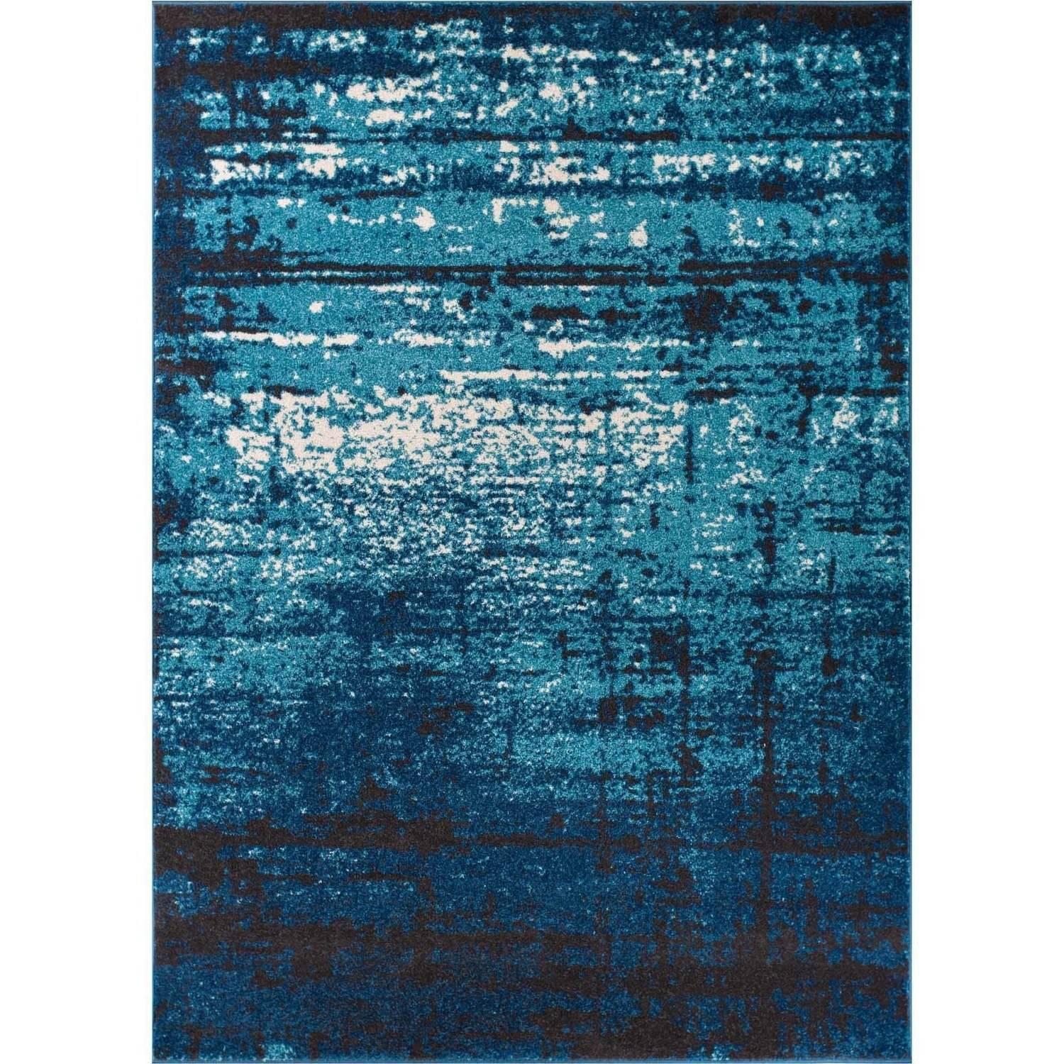 Well Woven Sydney Vintage Crosby Modern Distressed Area Rug