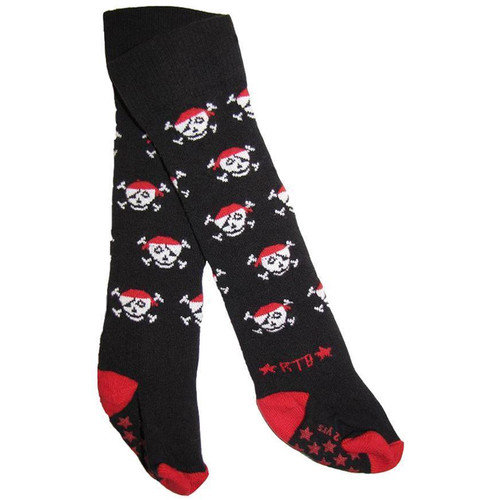 Rock a Thigh Baby Pirates Socks