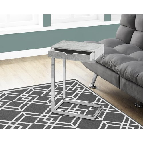 Monarch Specialties Inc. 1 Drawer End Table