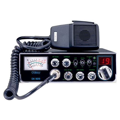 """Galaxy DX-929 CB Radio"""