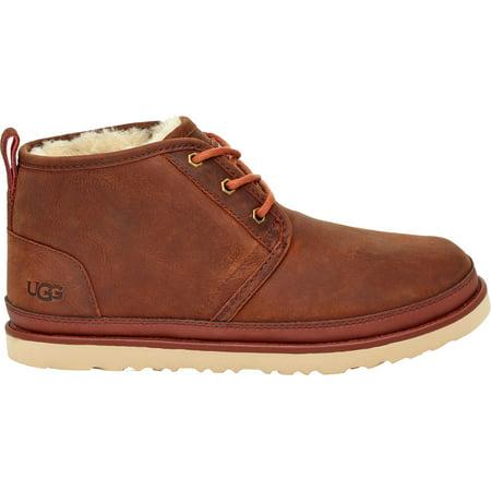 UGG Men's Neumel Waterproof Sheepskin Boots, Chestnut, 12 ()