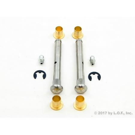 Premium Greasable Tailgate Hinge Pin Bushing Repair Kit 97