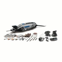 Dremel 4300-5/40 High Performance Rotary Tool Kit with 5 Attachments and 40 Accessories