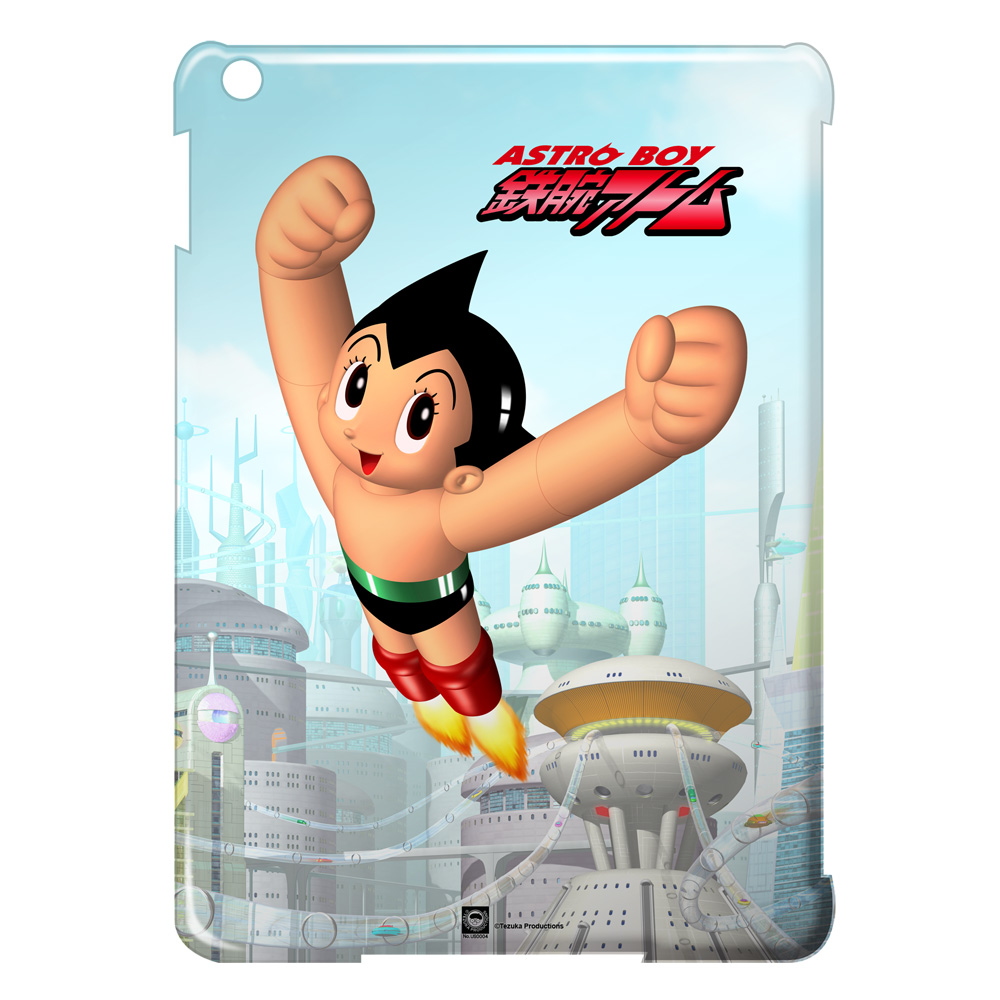 Astro Boy City Boy Ipad Air Case White Ipa