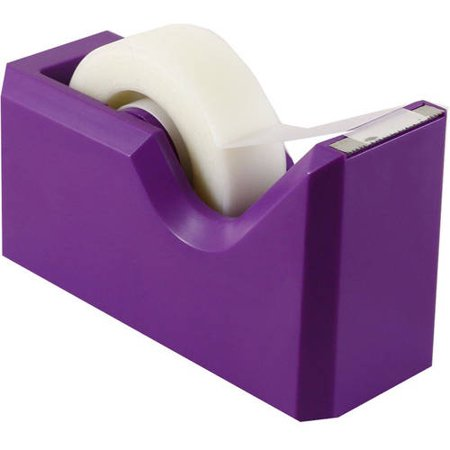 "JAM Paper Colorful Tape Dispensers, 4-1/2"" x 2-1/2"" x 1-3 ..."