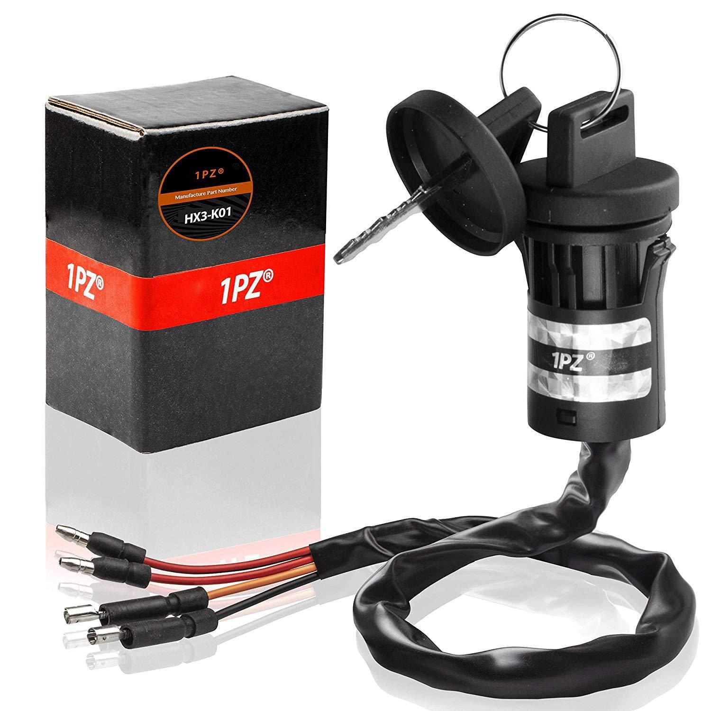 Ignition Key Switch For Honda 300 Fourtrax 1988 1989 1990