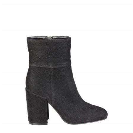 Fontana 2.0 LULU-NERO-Black-40 Womens Fall & Winter Ankle Boot, Black - Size (Lulu's Plus Size)