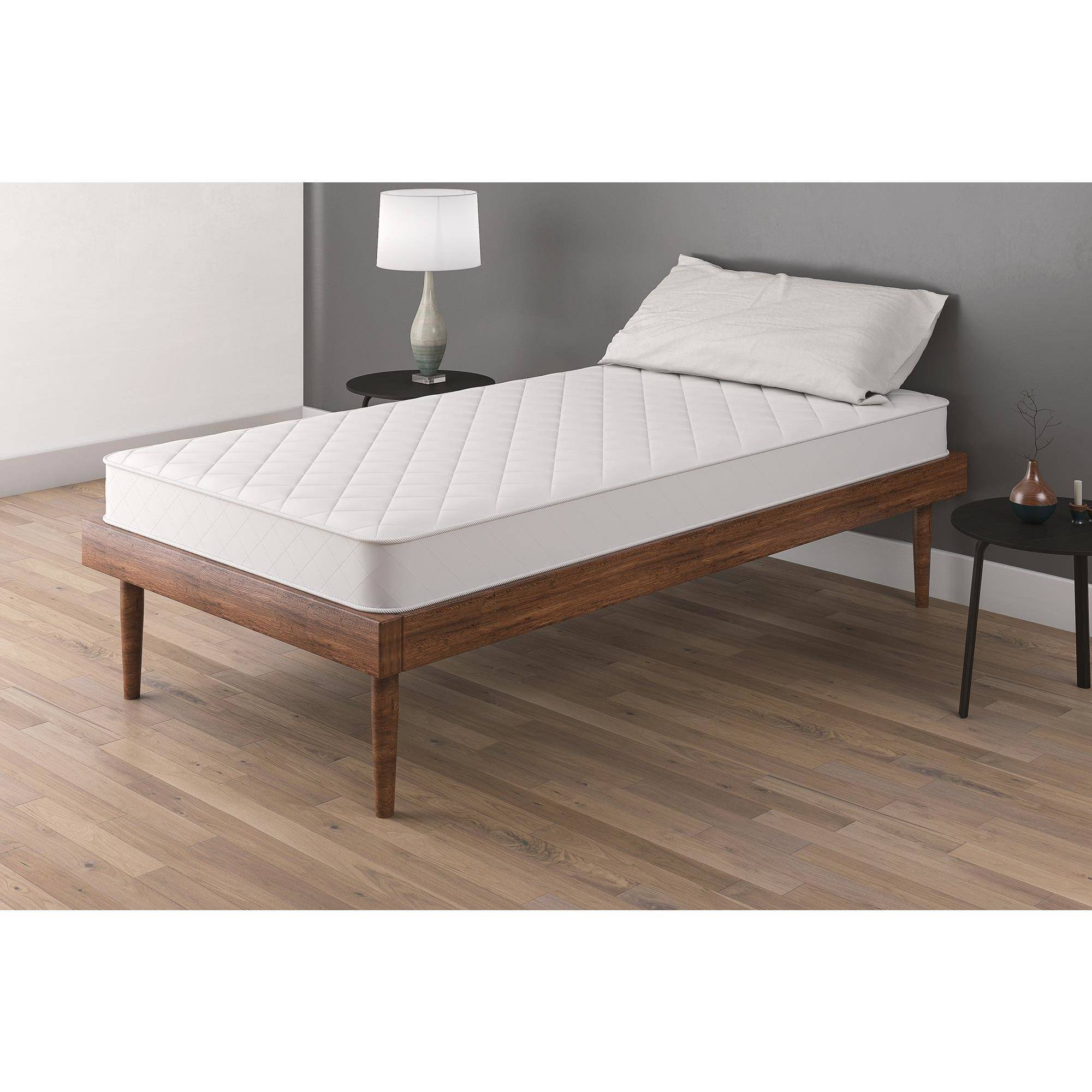 "Mainstays 6"" Bonnell Coil, Twin Mattress"