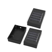3Pcs Solar Energy Panels Cell Drive Ni-MH AA No.5 Rechargeable Battery 2V 35mA