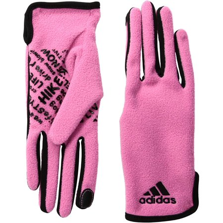 adidas Women's AWP Prima Liner Gloves (Pink, Small) Adidas Field Players Gloves