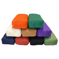 YOGAaccessories Supportive Rectangular Bolster