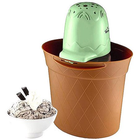 de66f3ae0 Rival 4 Quart Mint Chip Ice Cream Maker