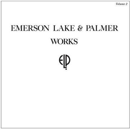Emerson Lake Palmer - Works, Volume 2 - Vinyl (Emerson Lake & Palmer In The Hot Seat)