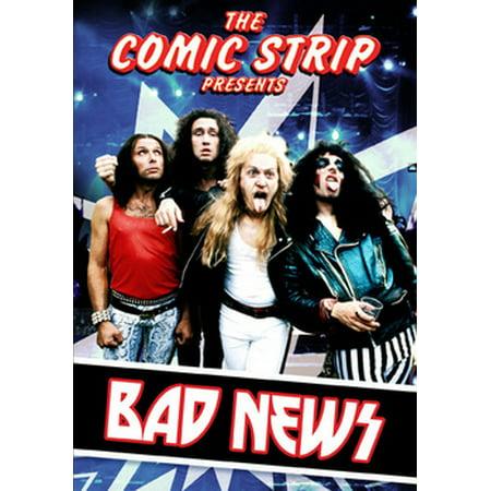 The Comic Strip Presents: Bad News (DVD) - E News Halloween
