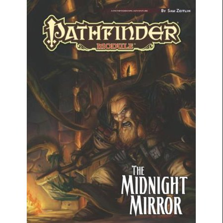 Pathfinder Module: The Midnight Mirror Multi-Colored
