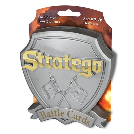 Stratego Battle Cards Game By Playmonster Ship From Us