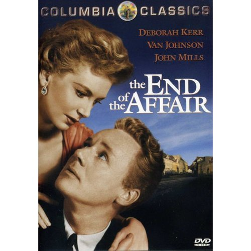 THE END OF THE AFFAIR [DVD] [CLOSED CAPTION; SUBTITLED IN MULTIPLE LANGUAGES]
