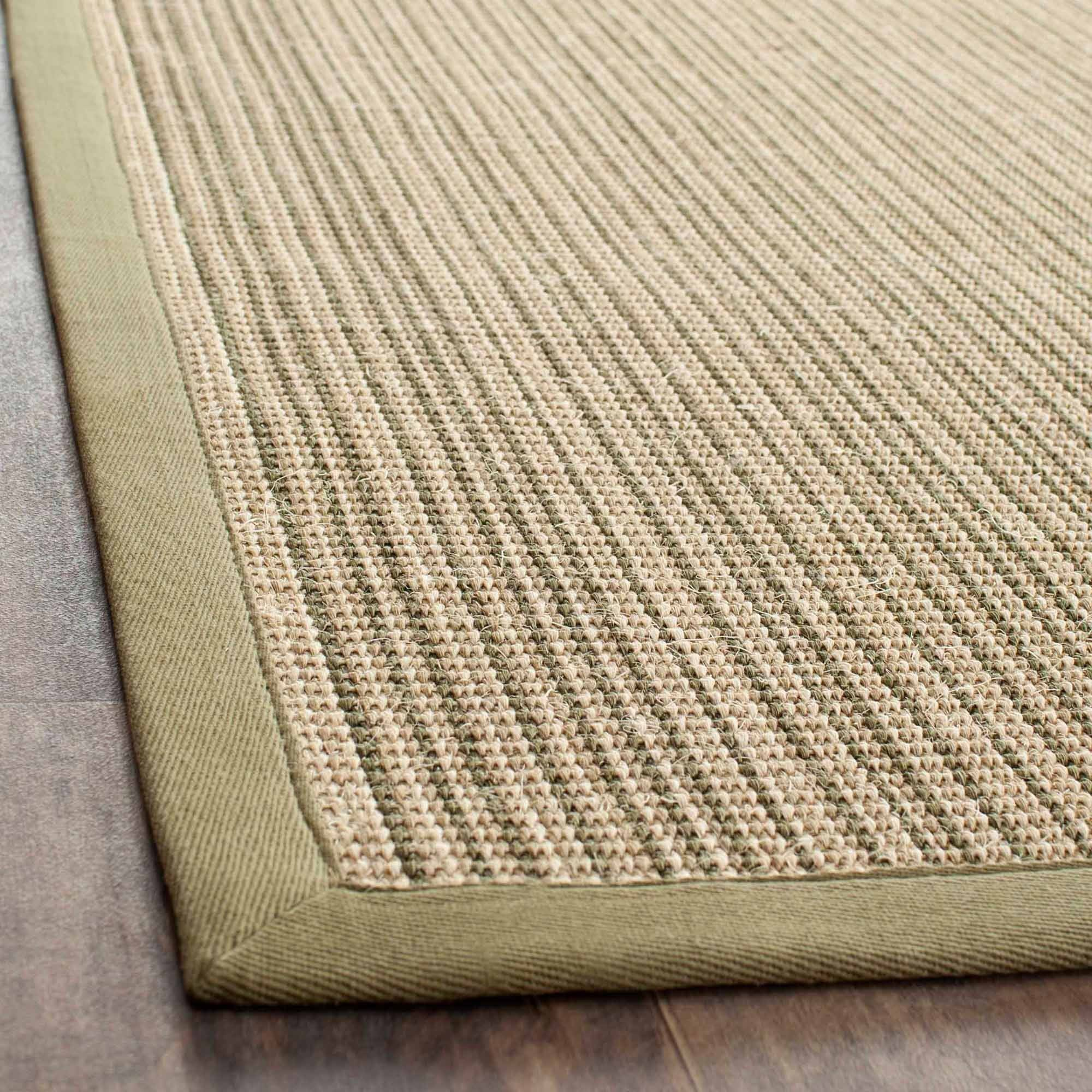 Safavieh Natural Fiber Aspen Stripes Area Rug or Runner