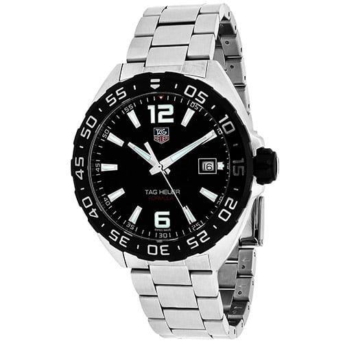 Tag Heuer Men's Formula 1 Watch Automatic Sapphire Crystal WAZ1110.BA0875 by Tag Heuer