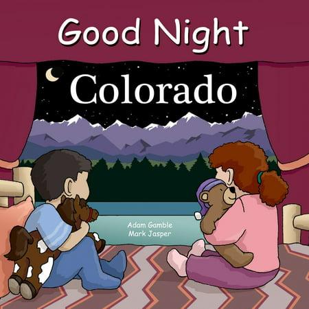 - Good Night Colorado (Board Book)