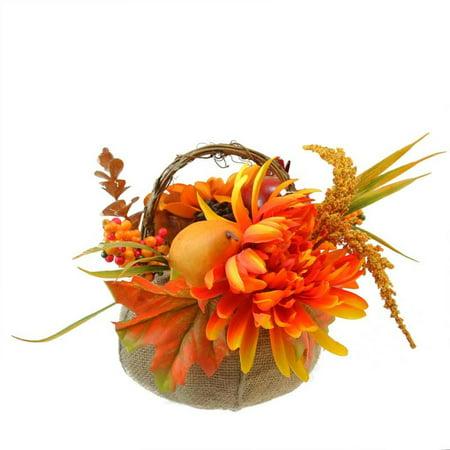 Thanksgiving Decorating (9