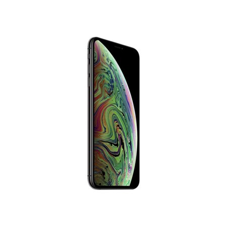 Apple iPhone XS Max - Smartphone - dual-SIM - 4G Gigabit Class LTE - 64 GB - CDMA / GSM - 6.5