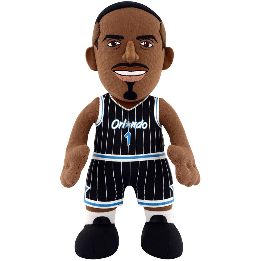 "NBA Orlando Magic Penny Hardaway 10"" Plush Figure"