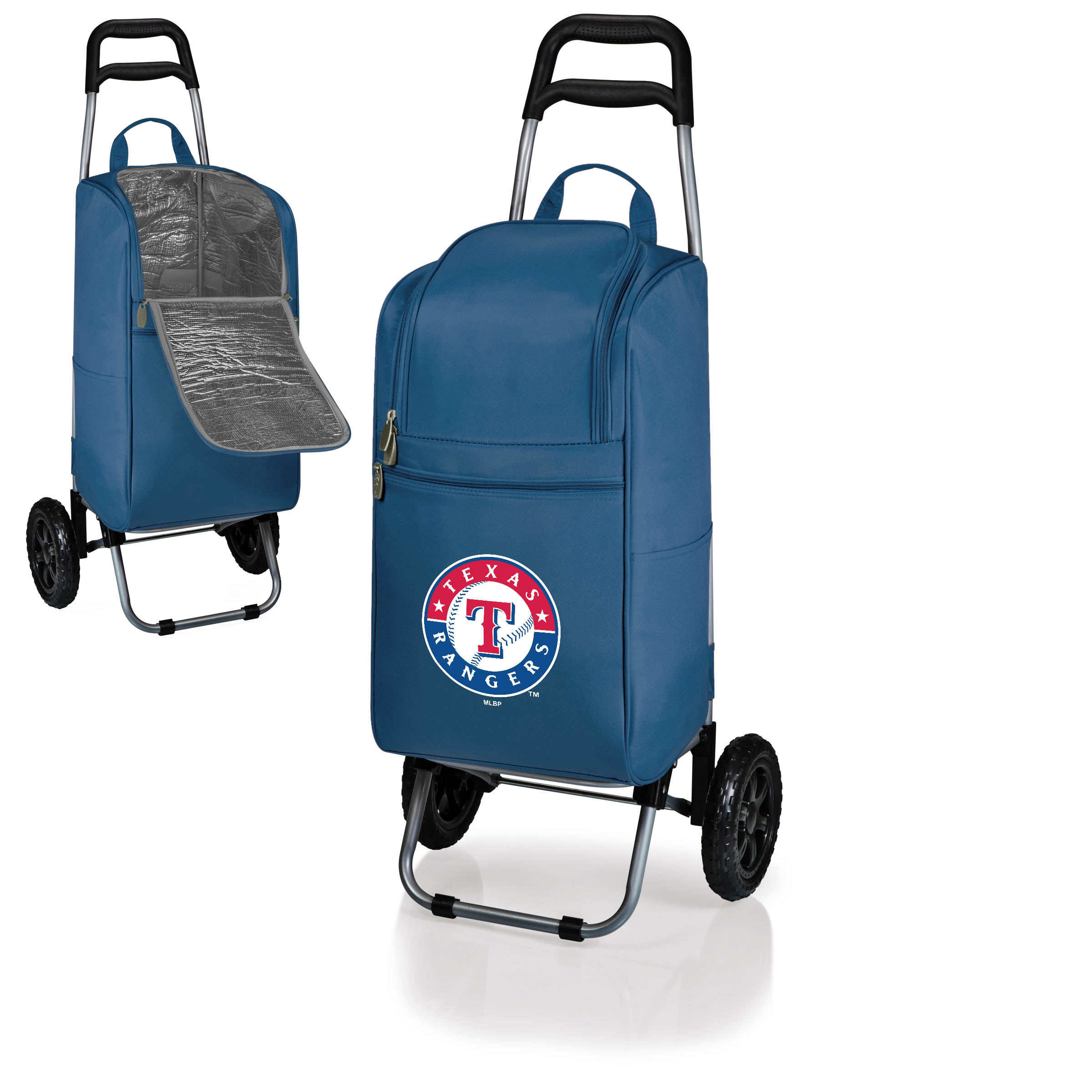 Texas Rangers Cart Cooler - Navy - - No Size