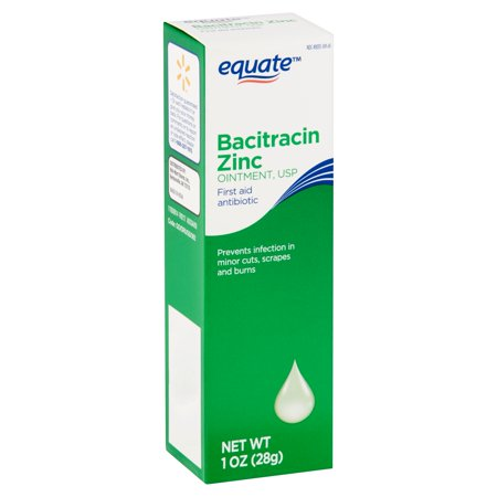 Ade Ointment (Equate Bacitracin Zinc USP Ointment, 1)