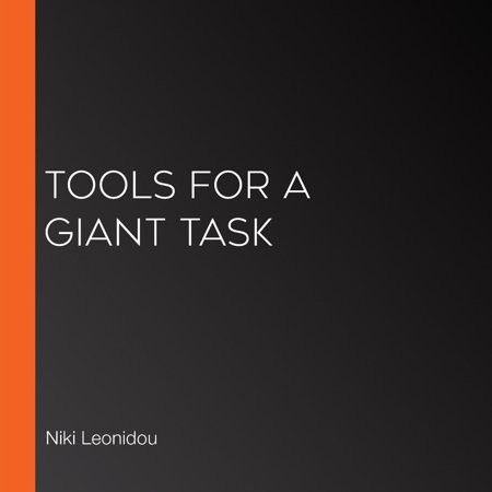Tools for a Giant Task - Audiobook - Halloween Reading Tasks