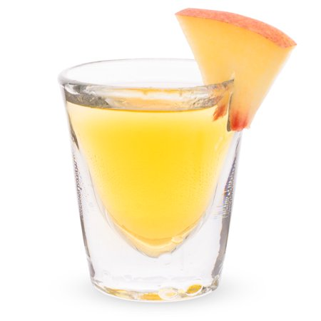 Sweet Georgia Peach Flavored Jello Shot Mix - 6.78 oz