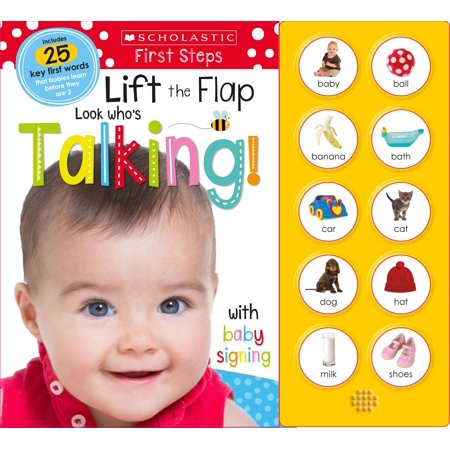 Scholastic Early Learners: Lift the Flap: Look Who's Talking! (Scholastic Early Learners) (Other) Look Whos Talking Duck