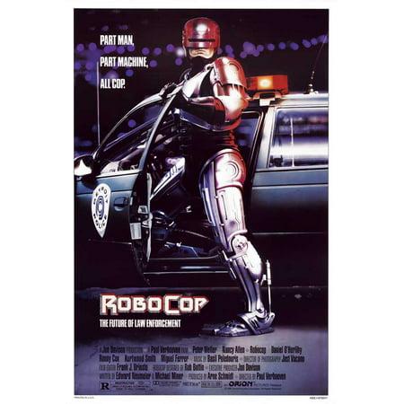 Robocop (1987) 27x40 Movie Poster](Halloween Movie Poster 27x40)
