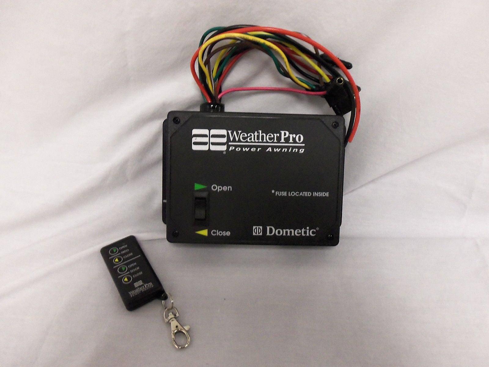 Dometic 3308014 004 Weatherpro Awning Control Box & Key Fob Replace  3307843 007
