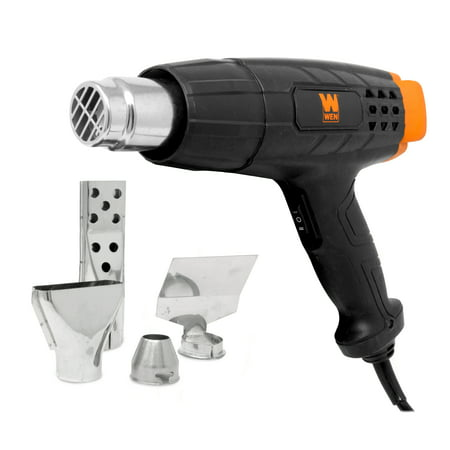 mperature Heat Gun with Attachments (Variable Temperature Electronic Heat Gun)