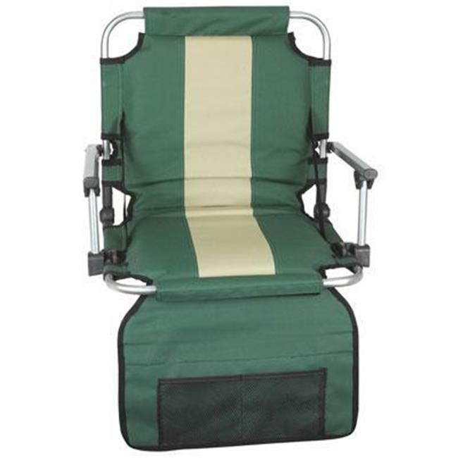 Stansport G-8-10 Folding Stadium Seat with Arms