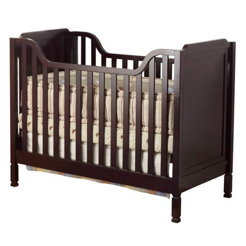 Sorelle Bedford 3-in-1 Convertible Crib