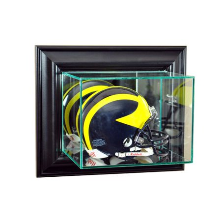 Helmet Mounted Display - Perfect Cases and Frames Wall Mounted Mini Helmet Display Case