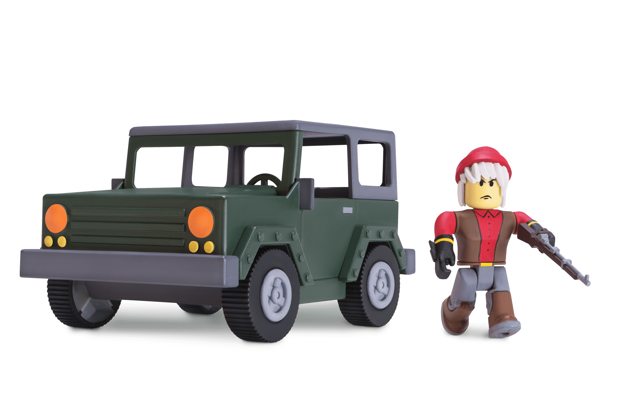 Roblox Action Collection Apocalypse Rising 4x4 Vehicle Includes Exclusive Virtual Item Walmart Com Walmart Com