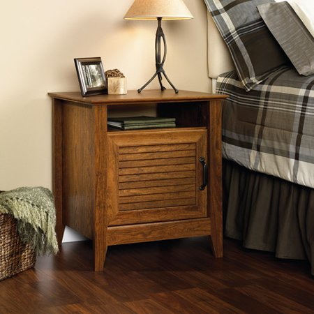 Sauder End Table Milled Cherry