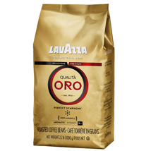 Coffee: Lavazza Qualità Oro