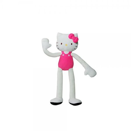 Hello Kitty Halloween Plush (Stretchkins Hello Kitty Life-size Plush Toy That You Can Play, Dance,)