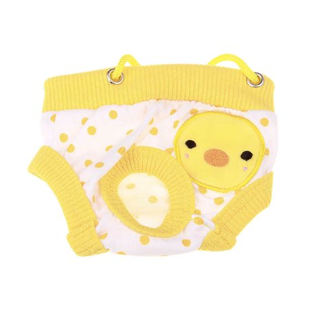 Pet Dog Cat Sanitary Panties Shorts Diaper Puppy Underwear