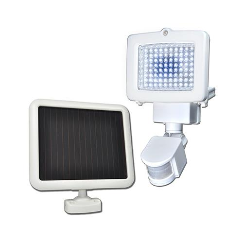 Sunforce Products 82080 LED Flood Light, Solar Power, Motion Activated